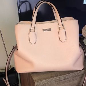 Kate Spade light pink bag